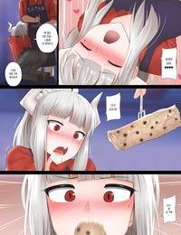 Ginhaha Pancakes Challenge Helltaker Korean 샤르카나