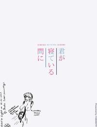 C95 Yamanotesen Mirei Kimi ga Neteiru Aida ni - As You Are Asleep Touhou Project English Yuuka Lover