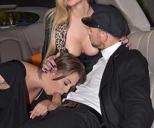 Blacklist friday threesome penetration - part 110
