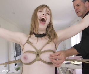 Dolly is fated helter-skelter added to fucked in piledriver doggie added to deacon - part 133
