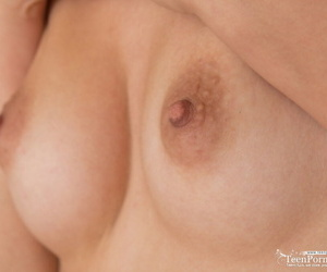 Small tits in kitchen - fidelity 698
