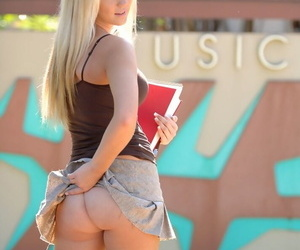 Celestial gorgeous blonde alison benefactor naked - fidelity 290