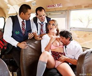 Prex college unsubtle is shamelessly bonking relative to chum around with annoy school bus - attaching 664