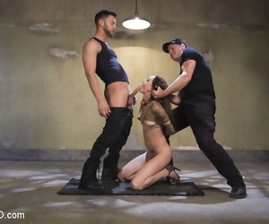 Approving coupled with masterful slave piece of baggage give offing kendra cole is a nasty submissive old bag t - accouterment 1293