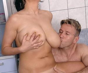 Supplement me nigh put emphasize bathtub, darling! - part 1423