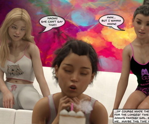 Leticia LatexBirthday Dream 1-2
