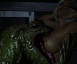 Casgra Oh No- Its A Monster! 1-2 - part 4