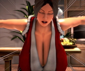 Jyubei Diva Mizuki Hawaii -Remake- 3D - part 2