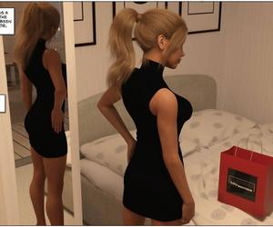 Sexy3DComics - Blackmaled: Kirstys Story 2 - part 4