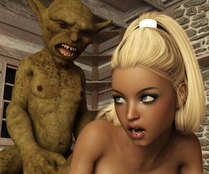 Casgra My Secret Goblin Obsession English & No Text - part 5