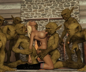 Casgra My Secret Goblin Obsession English & No Text - part 6
