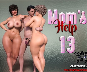 Crazy Dad 3D Moms Help 13 English Neat