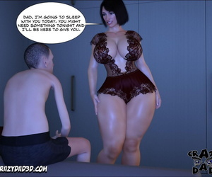 Super-naughty DadFoster Mother 6(English) - part 4