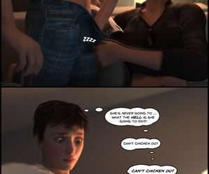 Sindy Anna Jones ~ The Lithium Comic. 06: My Brother- My Rules - part 2