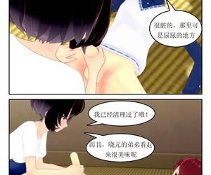 女体化の体験番外篇 1 to 4 有文字版 Chinese