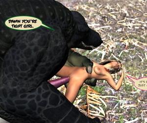 Art of BDG Sebau Swamp Witch - part 2