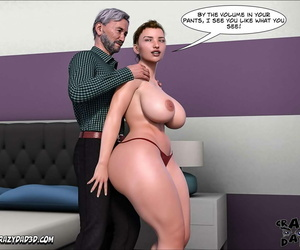 CrazyDad Father-in-Law within reach Accommodation billet 8 - part 2