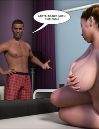 CrazyDad Father-in-Law at Home 8 - part 4