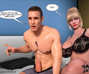 Ultra-kinky Father 3D Family Sins 14 English - part 4
