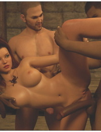 Gonzo Blackmaled - Fayes Story 1 - part 5