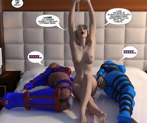 DBComix Fresh Arkham for Superheroines 7 - Fresh Employees