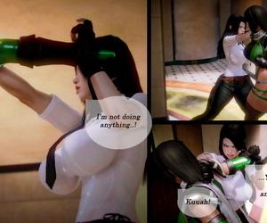 Shourai A Fresh Destiny English Vignette 1 - part 3