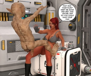 RedRobot3D Interspecies Communication 3 - part 3