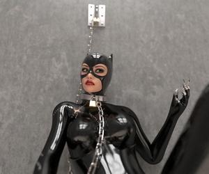 Lock-Master-Catwoman Ebony 1 - part 2