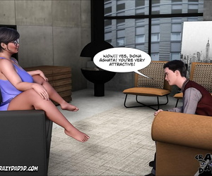 Kinky Parent 3D The Grandma 8 English - part 4