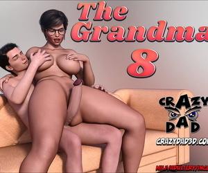 Crazy Parent 3D The Grandma 8 English
