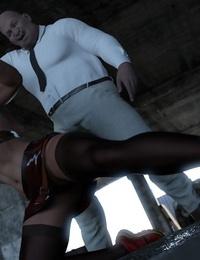 Degenerate City~ Captured Detective Grace