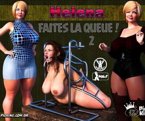 Insane Parent Hélèna - Faites la Queue/ Get the line 2 FrenchLegolas67