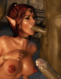 HitmanX3Z Elven Desires - Lost Innocence - Ruby 2 - part 2