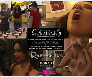 Gonzo Studios Chatterley - The Next Generation - 1 - part 3