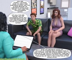 Full comics The XXX adventures of danny McCroy scene 4 - Lednah - part 3