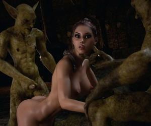 HitmanX3Z Iris Hunt - The Monsters Lair 1 - part 2