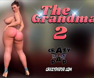 CrazyDad3D The Grandma 2 Complete