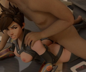 Tracer In Trouble