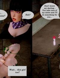 Shourai Milky Mistery English Episode 2 - part 2