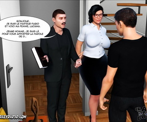 Insane Father Mom - Wish Forbidden 8 FrenchEdd085 - part 3