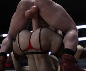 SquarePeg3D - Punch Drunk - fixing 7