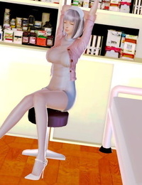 How can a creep like me reincarnate as a pantyhose 身為低級戰鬥員的我轉身成絲襪是甚麼玩法?! Chapter 9