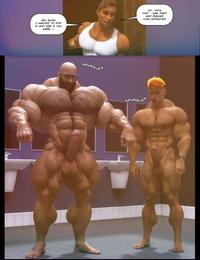gymjunkiemuscle Bar - part 2