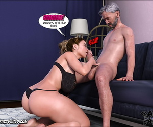 Mischievous Parent 3D Father-in-Law at Home 9 English - part 3