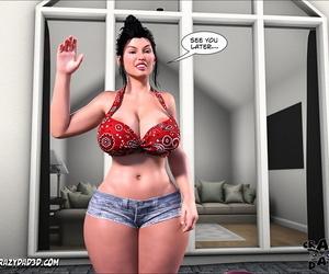 Crazy Dad 3D Moms Help 16 English - part 2