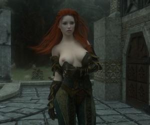 LanasyKroft Warrior Lilu 2 - Homecoming - part 2
