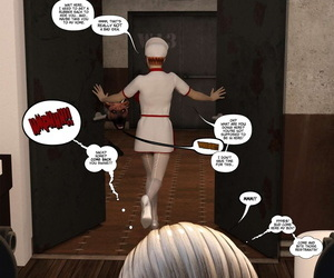 DBComix New Arkham for Superheroines 4 - New Management