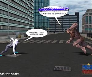 Mega Parodies Comics Collection Spider Gwen 1 - ornament 3