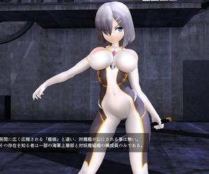 MP-7L Taimakan Hamakaze Kantai Bevy -KanColle- - part 2