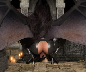 Cjflo Intercourse with the Vampire - part 2